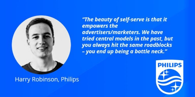 Meet Harry Robinson from Philips