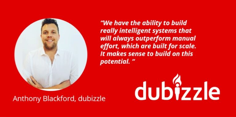 Meet Anthony Blackford from dubizzle