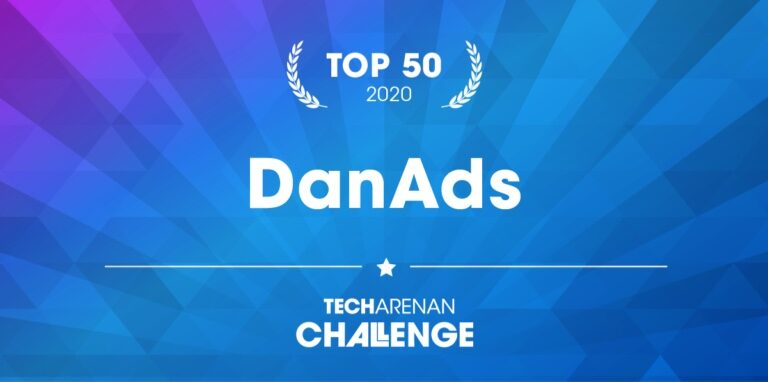DanAds selected as one of the 50 most innovative and promising companies in the Nordics