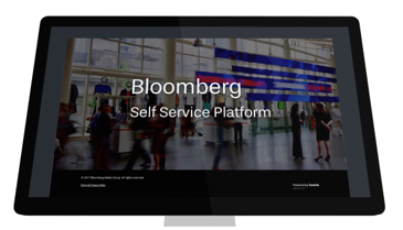 Bloomberg Media Group Self-Service Advertising