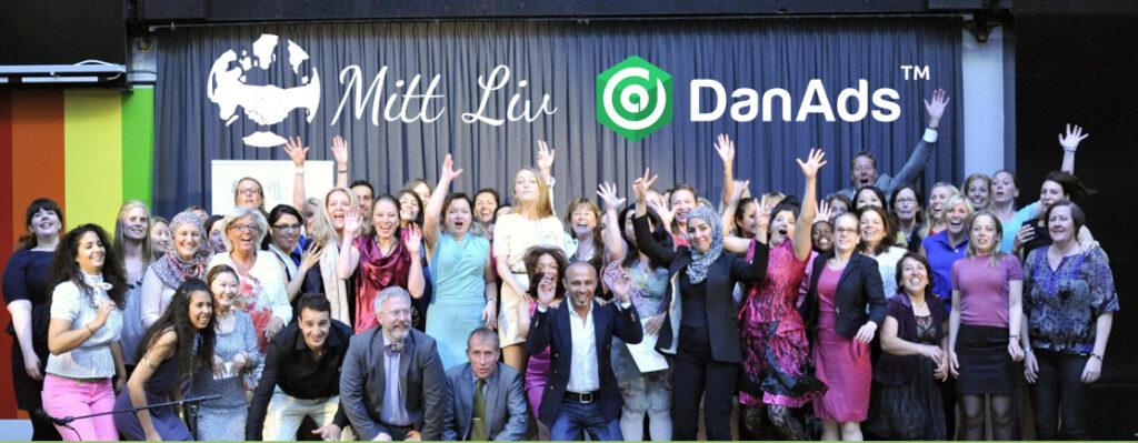 Mitt Liv and DanAds