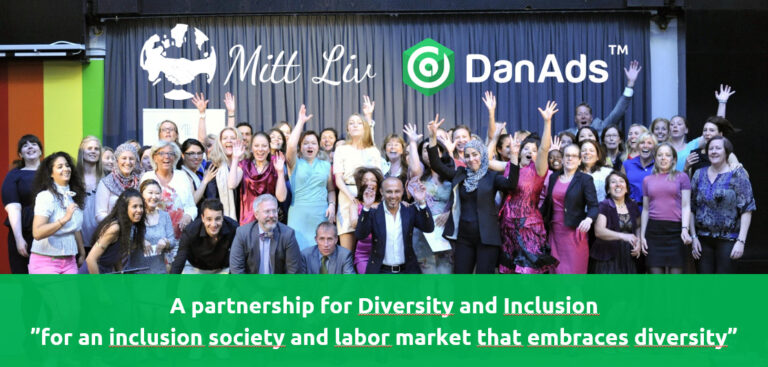 Mitt Liv and DanAds partnership